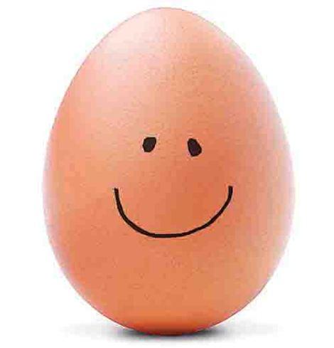 Oczyszczanie jajem