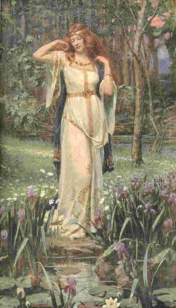 Bogini Freya